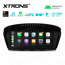 "8.8"" Android 10 Car GPS Stereo Car Auto Play For BMW 3/5 er E90 E91 E92 E60 CCC"