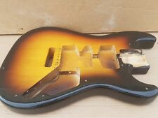 1986 SQUIER by FENDER BULLET STRAT BODY-made in Japan