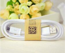 Genuine Micro 1m CHARGER USB SYNC Data CABLE FOR Samsung S4 S3 Galaxy/HTC