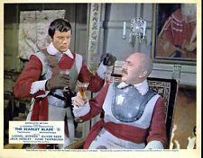 "Oliver Reed Lionel Jeffries The Scarlet Blade Original 8x10"" Photo #K0427"
