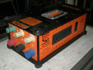 SFI / QED 600A Passthru 6 X 100A 3 Phase Power Distro