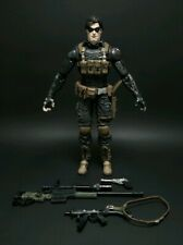 Diamond Marvel Select Winter Soldier Action Figure Disney Store Exclusive loose