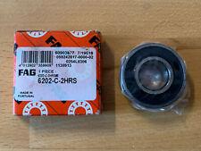 FAG Rillenkugellager 15x35x11mm 6202-c-2hrs