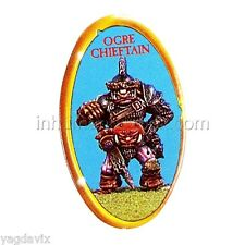 AHC06 PION OGRE CHIEFTAIN COUNTER ADVANCED HEROQUEST WARHAMMER BITZ