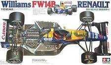 Tamiya 12029 1/12 Formula One F1 Model Kit Williams-Renault FW14B Nigel Mansell