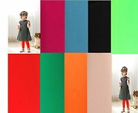 Kids,Children 40 Denier Tights, age from 3 to 14 years,pink,black,green,red,turq