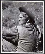 KIRK DOUGLAS 1952 Howard Hawks THE BIG SKY handsome actor VINTAGE ORIG PHOTO