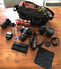 CANON EOS 450D Digital Camera, TAMRON Lense, Accessories, Big Bundle, VGC