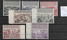 Frence  Guyane  @  Year 1946  Air Mail   Set  MNH € 13.00 - Low start @ pce495