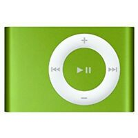 Apple iPod shuffle 2nd Gen Green (1GB)  *FREE P&P* - Personal Engraving