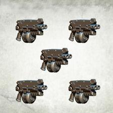 Legionary Twin Thunder Gun (5) Bitz Bits Kromlech Resin KRCB210