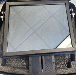 Glide Gear TMP100 Adjustable iPad/ Tablet/ Smartphone Teleprompter Beam Splitter