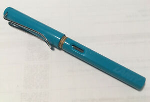 Lamy Safari Aquamarine 2011 Special Limited Edition Fountain Pen