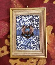 Ravenclaw Eagle Inspired Handmade Christmas Tree Ornament For Harry Potter Fans