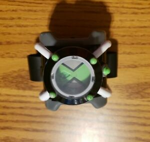 Ben 10 Omnitrix Watch Lights & Sounds Talking Wrist Playmates Toys 2017 TESTED
