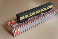 OO Lima boxed mint BR(W) Mk1 chocolate & cream gangway full brake coach W24680
