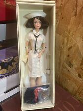 Silkstone Barbie - The Nurse - NRFB - Gold Label - #J4253