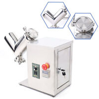 120W 3L Industriy Food Mixer Mixing Blending Machine Blender for Lab Home Use US
