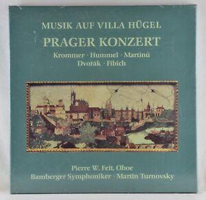 TURNOVSKY FEIT - Musik auf Villa Hügel - Prager Konzerte 2 LP Box still sealed