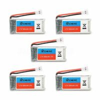 1-5x Eachine 3.7v 500mah 25C Lipo Akku Batterie für RC H107 H107L H107C