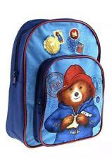 Paddington Bear Kids Backpack School Lunch Book Mug Bag Nursery Rucksack Costume