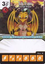 Baby Dragon Juvenile Reptile #009 - Yu-Gi-Oh! - Dice Masters
