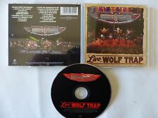 CD Album DOOBIE BROTHERS Live at Wolf Trap  SANCD321