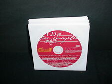 Lot of 9 Classical Music CDs Paper Sleeves