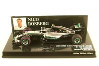 Mercedes AMG F1 Team W07 Hybrid No.6 Monaco GP 2016 (Nico Rosberg)