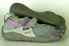 Vibram Five Fingers KSO Women's US 5.5 - 6/EUR 37 Fitness Shoes Silver Pink T17