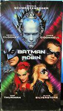 Batman & Robin (VHS, 1997)