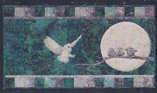 Hunter's Moon - gorgeous applique block PATTERN - McKenna Ryan