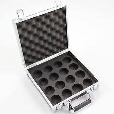 2 1/4 Inch American Pool Ball Aluminium Flight Style Carry & Storage Case