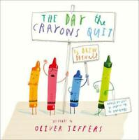 The Day The Crayons Quit by Daywalt, Drew Board book book 9780008167820 NE