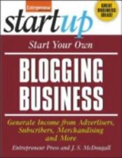 Start Your Own Blogging Business Startup