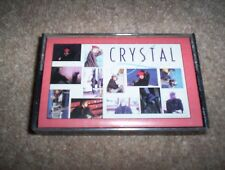 Crystal Lewis Beyond the Charade Contemporary Christian Music Cassette 1988