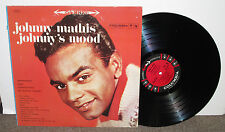JOHNNY MATHIS Johnny's Mood, original 6-eye Columbia stereo vinyl LP, 1960, VG