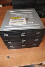 1 LECTEUR GRAVEUR DE DVD IDE LITE-ON SHW-160P6S FACADE NOIR (3098) OK