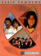 Serie Famosos: Pimpinela, Mocedades, Jeanette (3 Cd's Grandes Exitos)