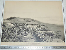 PHOTO TCF 1920 1930 GUADELOUPE ANTILLES BASSE-TERRE COLONIES FRANCE OUTREMER