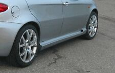Seitenschweller Schweller Side Skirts GTA Optik für Alfa Romeo 147 5türig M153