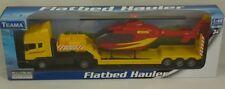 Scania Flatbed Hauler - 1:48 Scale - Free Wheel (BT165) F