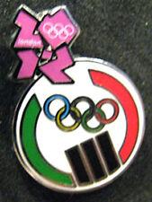 2012 LONDON Olympic LIBYA NOC Internal Team - delegation dated scarce pin