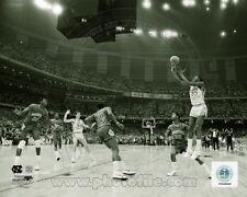 MICHAEL JORDAN HISTORIC *LICESNED* 1982  LAST SHOT 8X10 PHOTO VERY RARE FIND!