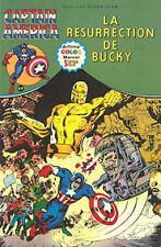 Artima / Arédit  Captain America    N° 4  ***//