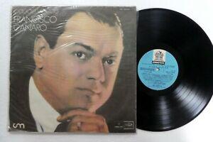 FRANCISCO CANARO Casas Viejas LP Latin Uruguay-press MINT- vinyl  #8828