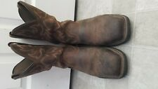 Wolverine Mens Rancher Square Toe Size 13 Steel Toe boot
