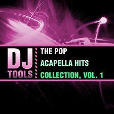 Dj Tools - Pop Acapella Hits Collection 1 [New CD]