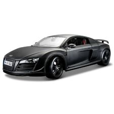 Maisto 1:18 Audi R8 GT3 collezionabile pressofuso ACCIAIO vettura SUPERCAR