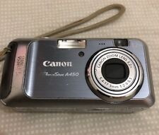Canon Power Shot A450 with 512MB memory card